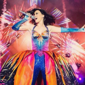 Katy Perry Deutschland O2 World Hamburg