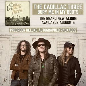 The Cadillac Three London Concert Theatre