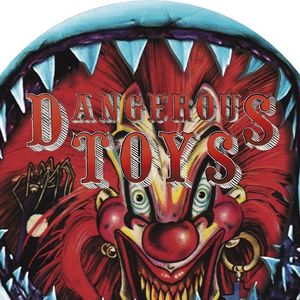 DangerousToys Rock Navigator Of The Seas