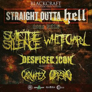 Suicide Silence Wooly's