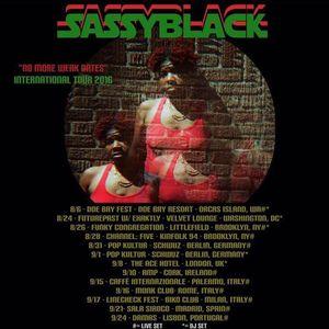 SassyBlack Nectar Lounge