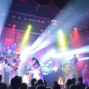 Here Come the Mummies Embassy Theatre