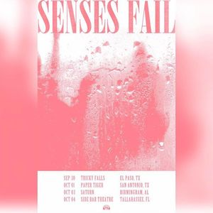 Senses Fail Saint Andrews Hall