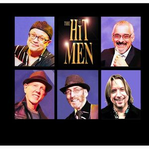 The Hit Men Count Basie Theatre