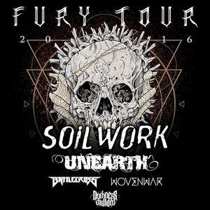 Fury Tour The Machine Shop