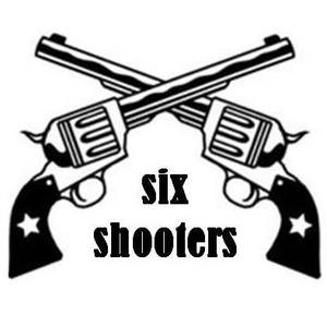 The Six Shooters Spring Arbor