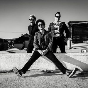 Green Day Sleep Train Amphitheatre