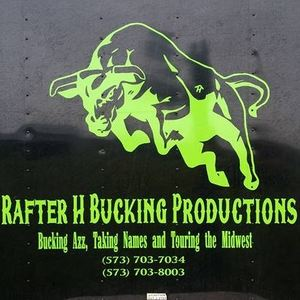 Rafter H Bucking Productions Park