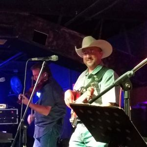 Kenny Orts Coupland Dance Hall