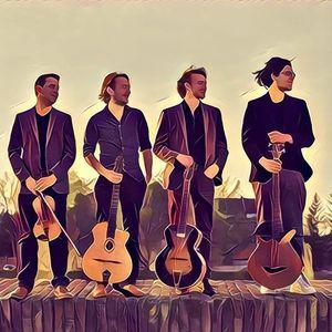 Gala Swing Quartet Vallauris