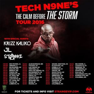 Tech N9ne Dow Event Center