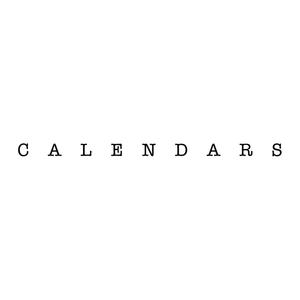 Calendars Tatebayashi