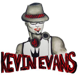 DJ Kevin Evans London