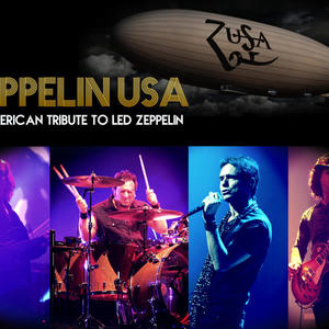 Zeppelin USA Cerritos Center for the Performing Arts