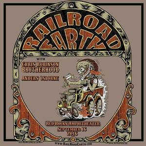 Railroad Earth Rex Theater