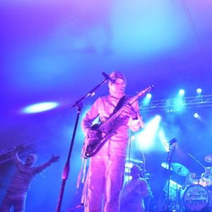 Here Come the Mummies Saint Andrews Hall