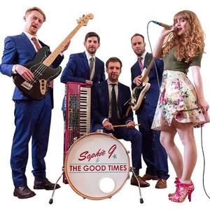 Sophie G & The Good Times Holkham Hall (Private Event)