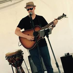 Christian Davies Music Bear in Boots Gastropub