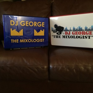 DJ GEORGE THE MIXOLOGIST The Hangar Nightclub