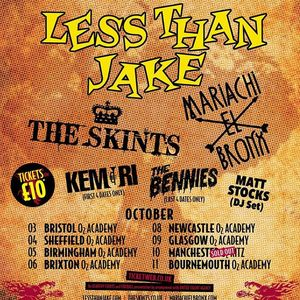 Less Than Jake Melkweg Oude Zaal