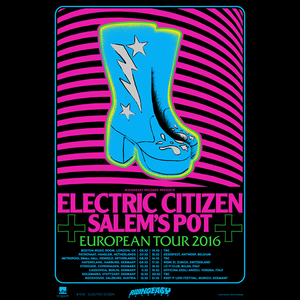 Electric Citizen Marquis Theater
