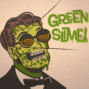 Green Slime Troubadour