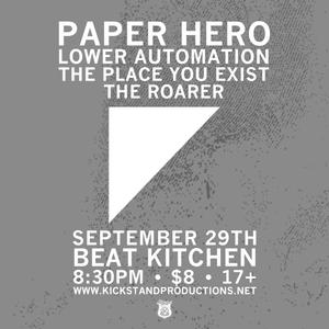 The Roarer Beat Kitchen