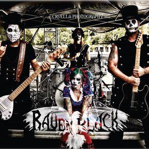 Raven Black Marquis Theater