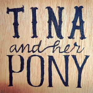 Tina & Her Pony Madison