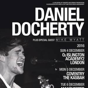 Daniel Docherty O2 Academy Islington