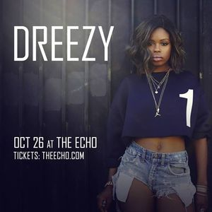 Dreezy The Tabernacle