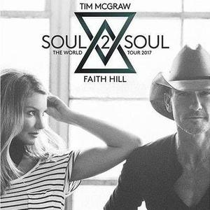 Soul2Soul with Tim McGraw and Faith Hill CenturyLink Center Omaha