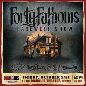 Forty Fathoms Marquis Theater