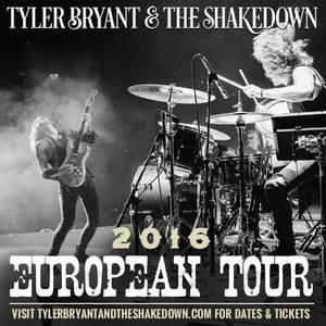 Tyler Bryant & the Shakedown O2 ABC