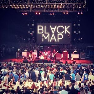 Black Map House of Blues