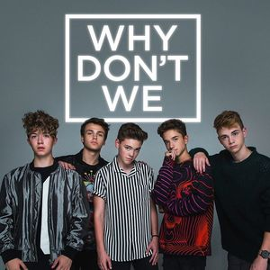 Why Don't We The Studio at Webster Hall
