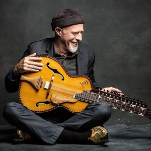 Harry Manx Guitar Festival