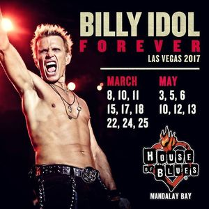 Billy Idol House of Blues