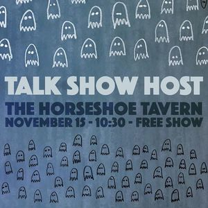 Talk Show Host The Horseshoe Tavern