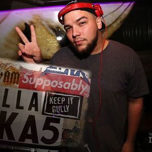 DJ KA5 Sway Night Club