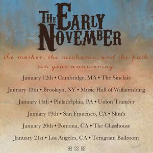The Early November The Sinclair