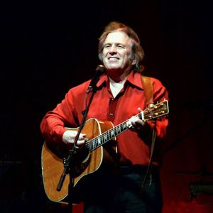 Don McLean Glasgow Royal Concert Hall
