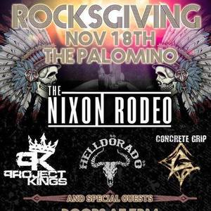 The Nixon Rodeo Knitting Factory Concert House