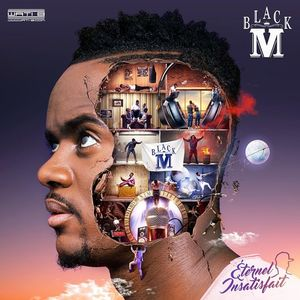 Black M AccorHotels Arena