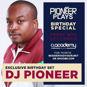 DJ Pioneer O2 Academy Islington