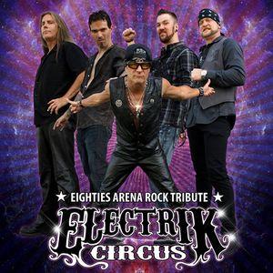 Electrik Circus Alexandria's Halloween Party