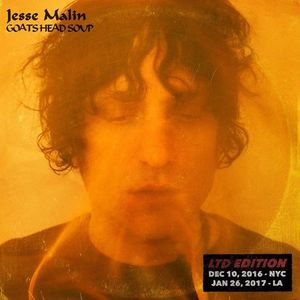Jesse Malin Club Congress