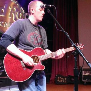 Jon Risher The Killer Wails Live @ The BARREL ROOM