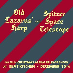 Spitzer Space Telescope Beat Kitchen