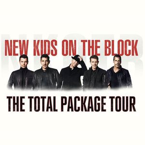 New Kids on the Block Maverik Center